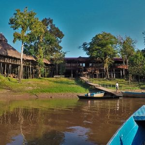 Peru: A Lodge Based Jungle Experience